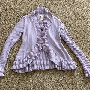 Matilda Jane Sweater Size 10